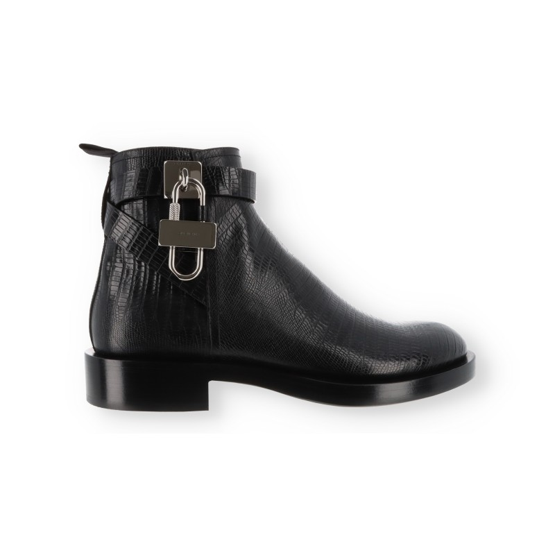 Givenchy Lock Ankle Boots