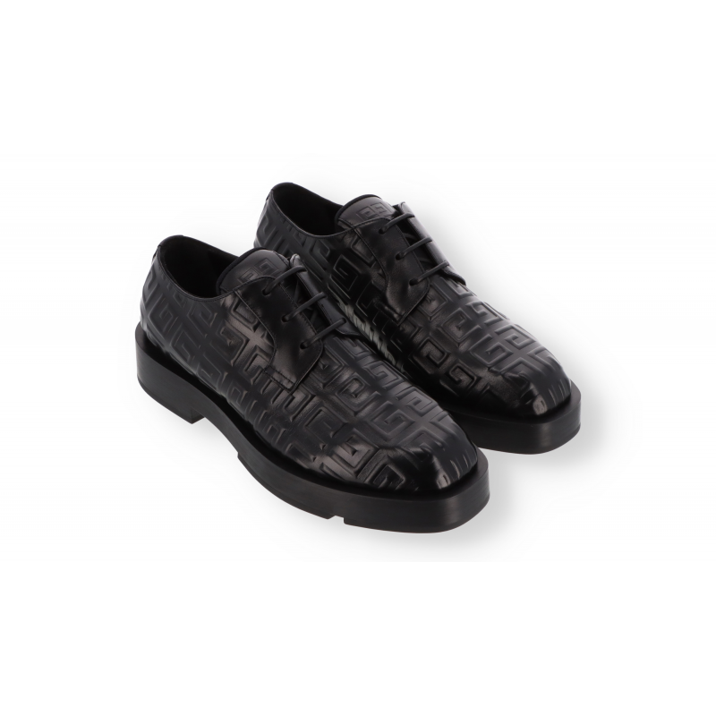Givenchy 4G Derby Shoes