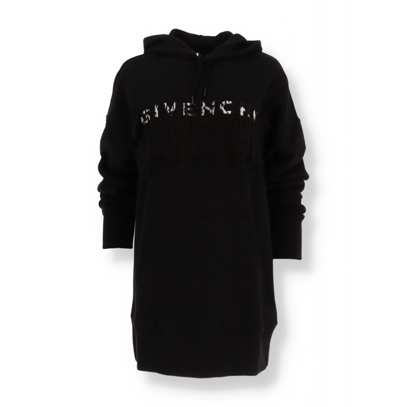 Givenchy Lace Sweater Dress